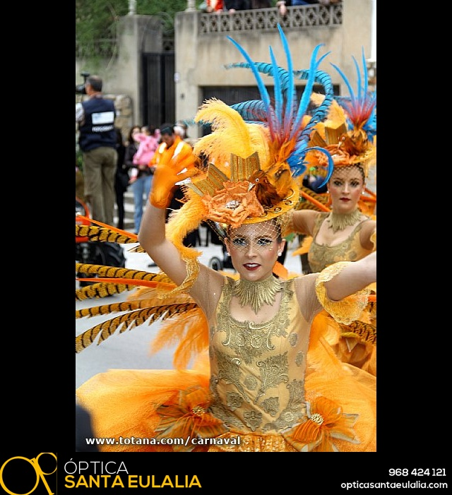 Desfile de Carnaval. Totana 2014 - 5