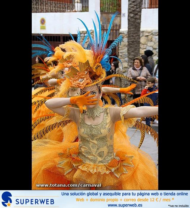 Desfile de Carnaval. Totana 2014 - 6