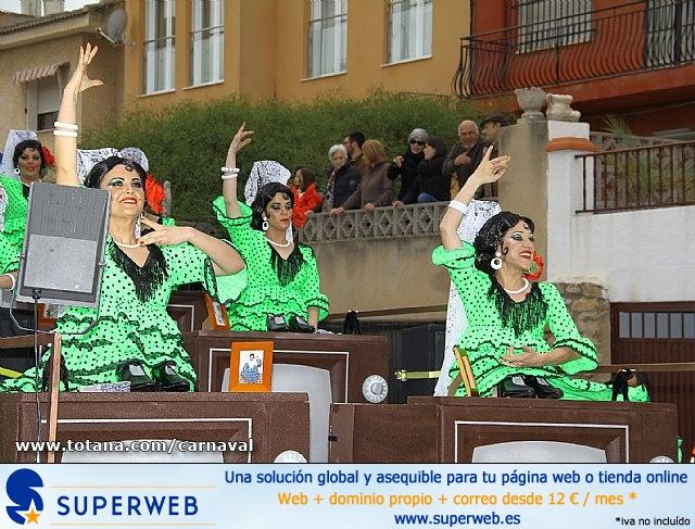 Desfile de Carnaval. Totana 2014 - 13