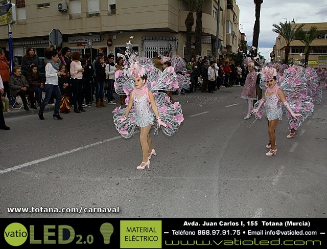 Desfile de Carnaval. Totana 2014 - 24