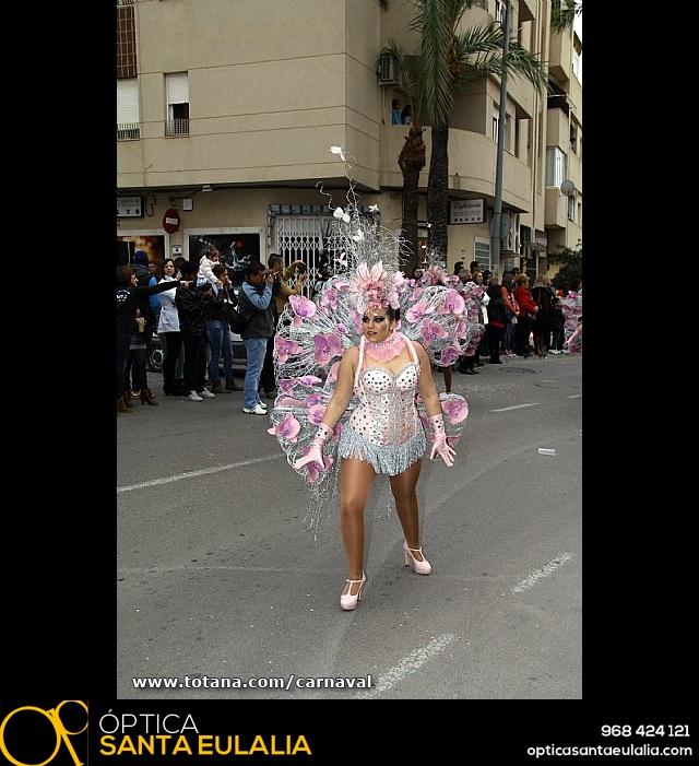 Desfile de Carnaval. Totana 2014 - 30