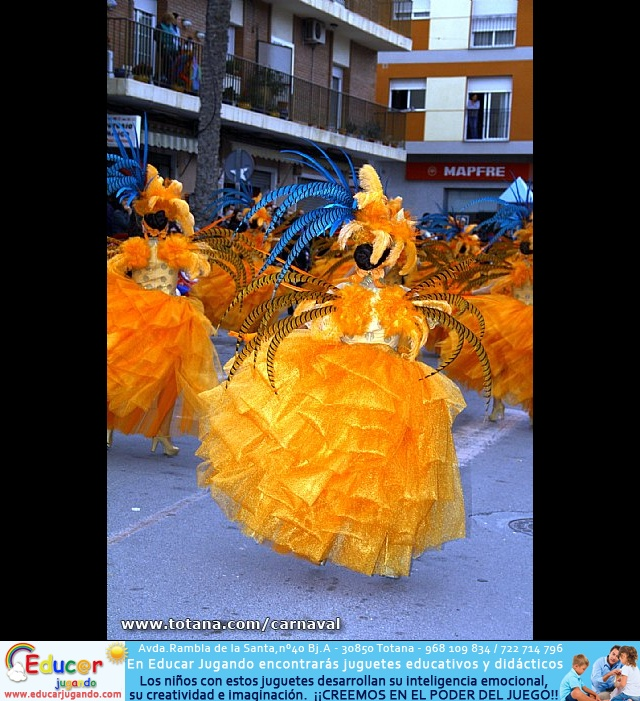 Desfile de Carnaval. Totana 2014 - 35