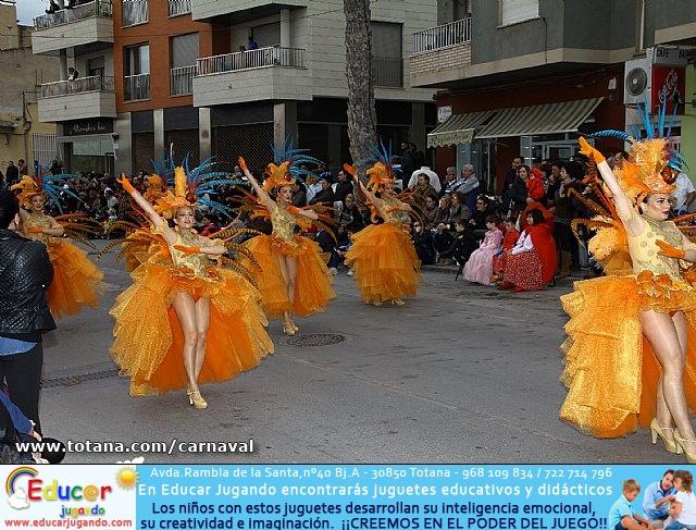 Desfile de Carnaval. Totana 2014 - 37
