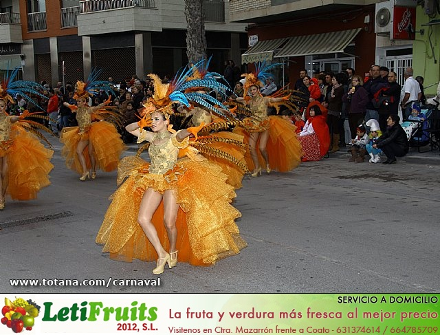 Desfile de Carnaval. Totana 2014 - 38