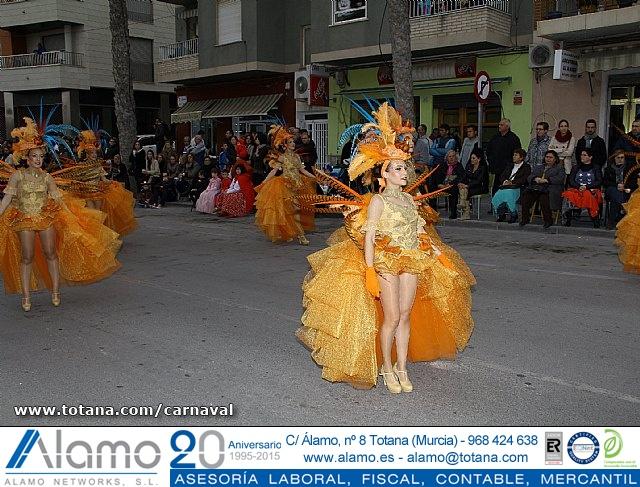 Desfile de Carnaval. Totana 2014 - 39