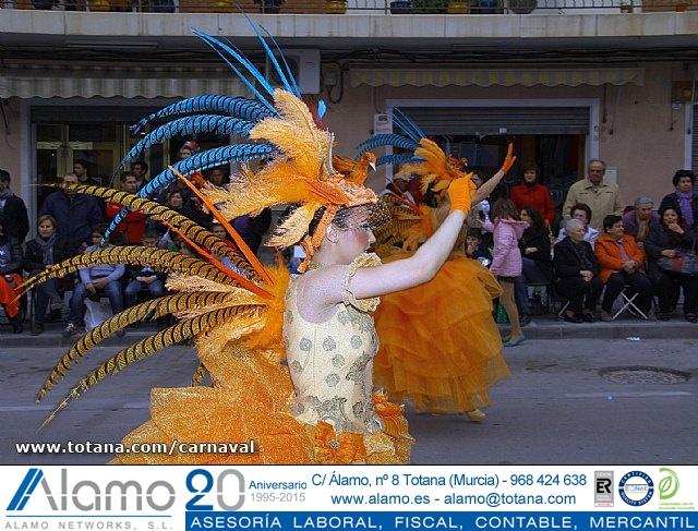 Desfile de Carnaval. Totana 2014 - 41