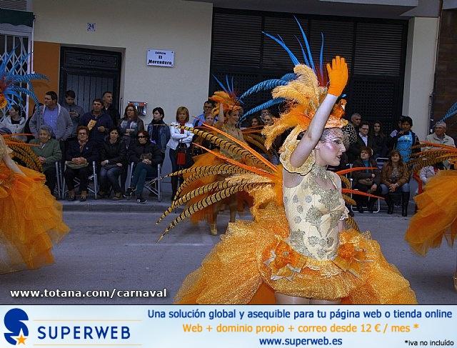 Desfile de Carnaval. Totana 2014 - 44