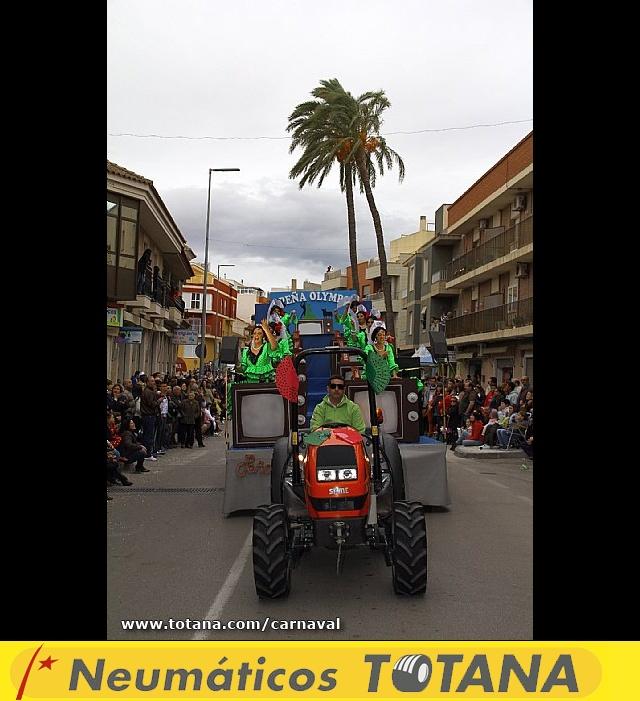 Desfile de Carnaval. Totana 2014 - 48