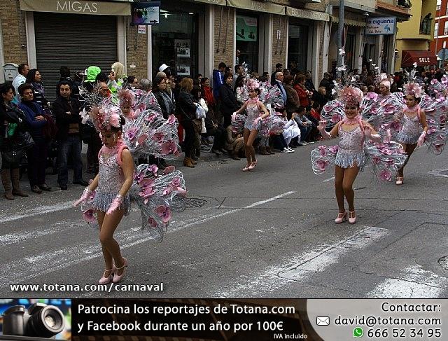 Desfile de Carnaval. Totana 2014 - 49