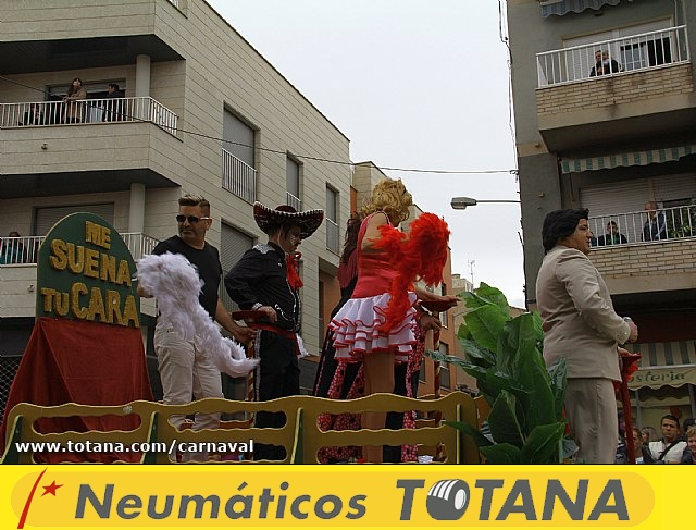 Desfile de Carnaval. Totana 2014 - 50