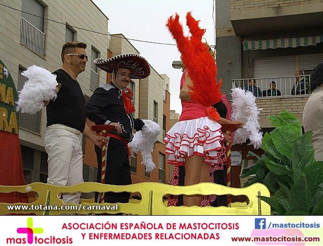Desfile de Carnaval. Totana 2014 - 51
