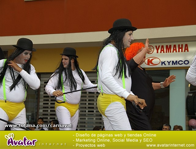 Desfile de Carnaval. Totana 2014 - 57