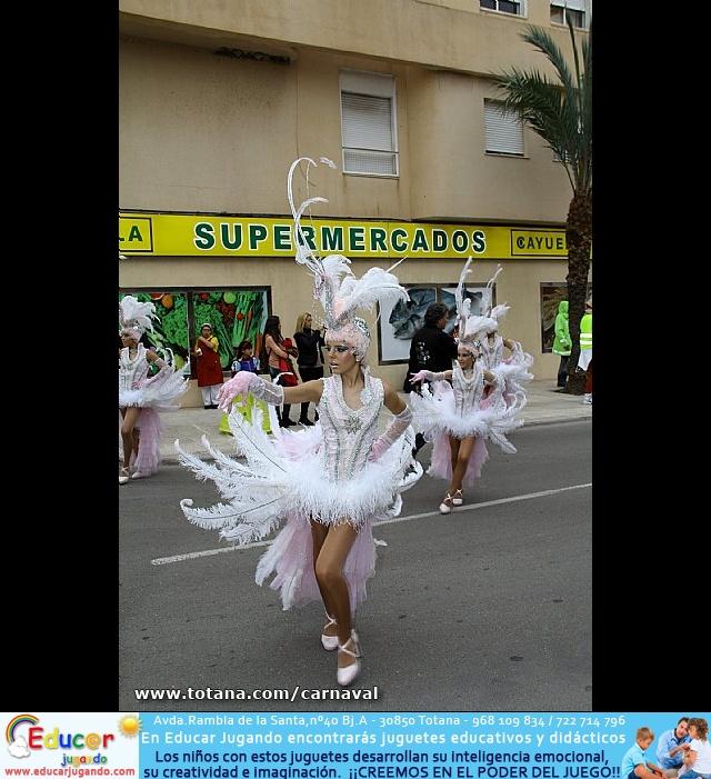 Desfile de Carnaval. Totana 2014 - 61