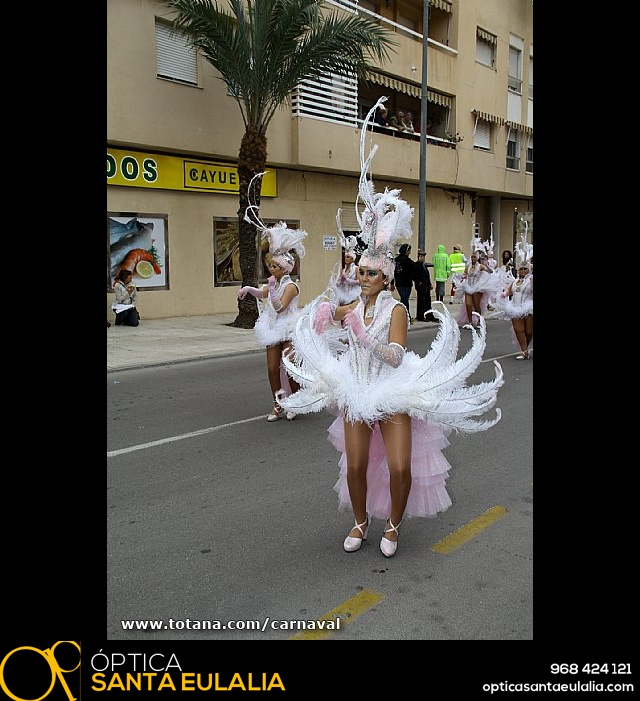 Desfile de Carnaval. Totana 2014 - 62