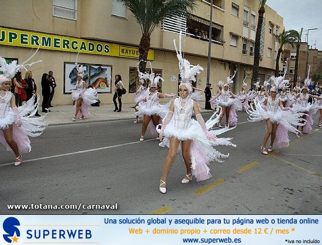 Desfile de Carnaval. Totana 2014 - 63