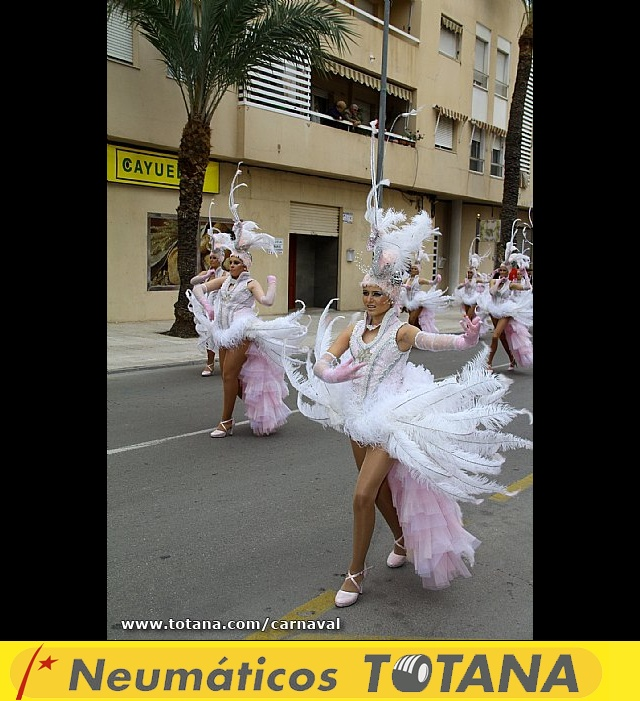 Desfile de Carnaval. Totana 2014 - 64