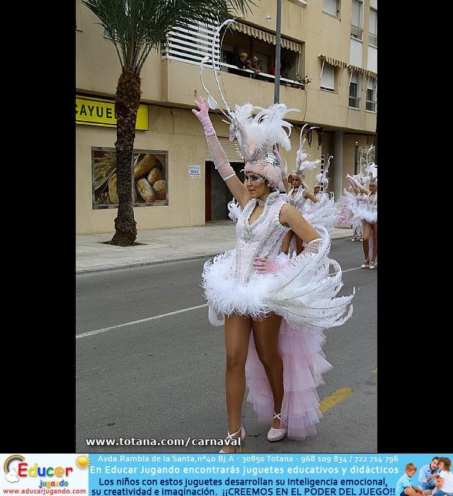 Desfile de Carnaval. Totana 2014 - 65
