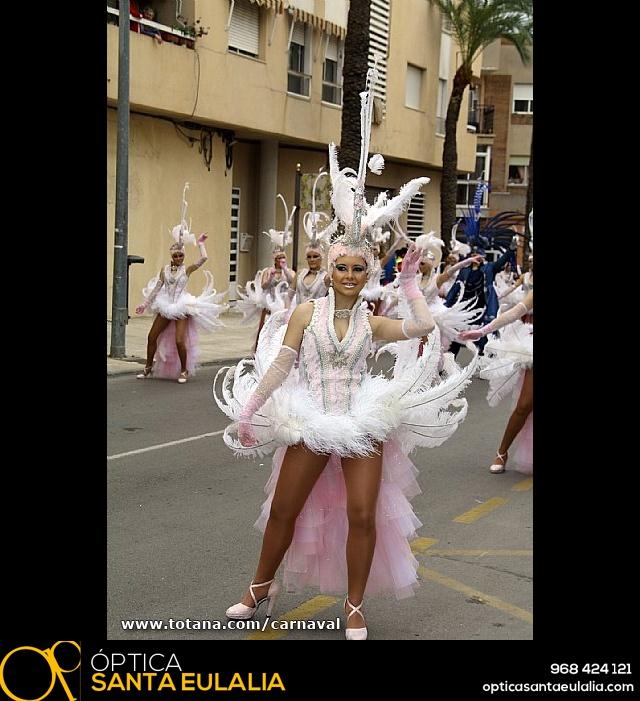 Desfile de Carnaval. Totana 2014 - 67