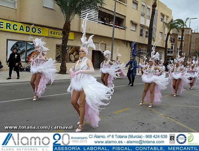 Desfile de Carnaval. Totana 2014 - 68