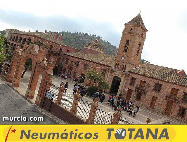 Más de 3.000 alumnos de Religión se han congregado hoy en la Santa de Totana - 1