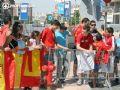 La selección llega a Murcia - 9