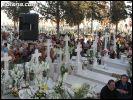 Los totaneros recordaron con miles de flores a sus difuntos - Totana 2005