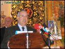 Presentacion del Cartel y Revista de Semana Santa Totana 2005