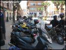 Cientos de moteros visitaron Totana procedientes de la XIV Concentraci�n de Motos Custom de Alhama