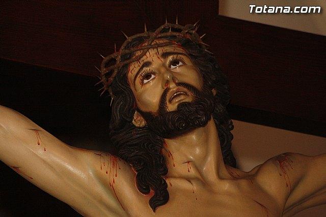 Entrevista a uno de los fundadores de la Cofradía del Santísimo Cristo de la Agonía - 3