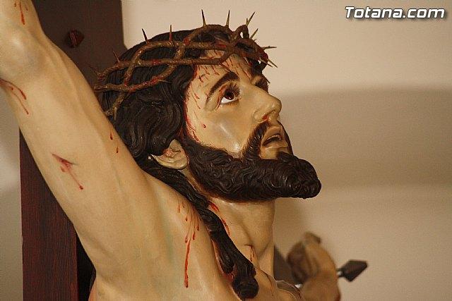 Entrevista a uno de los fundadores de la Cofradía del Santísimo Cristo de la Agonía - 5
