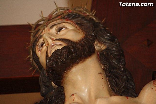 Entrevista a uno de los fundadores de la Cofradía del Santísimo Cristo de la Agonía - 6