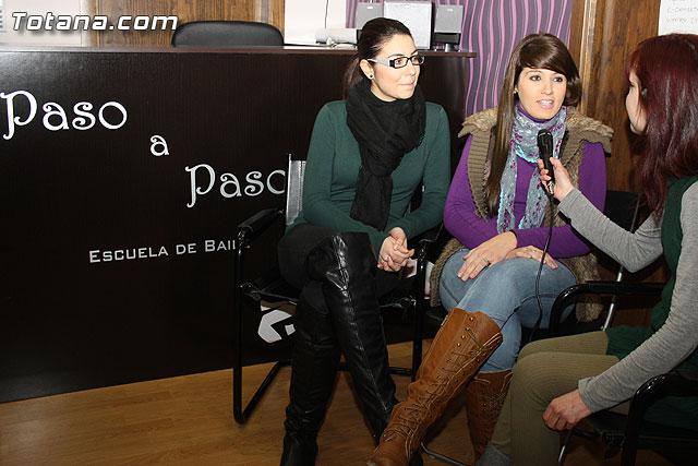Entrevista a la Peña Alegría - 1