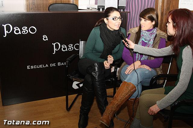 Entrevista a la Peña Alegría - 2