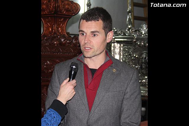 Entrevista Cofradía del Santísimo Cristo de la Agonía - 2