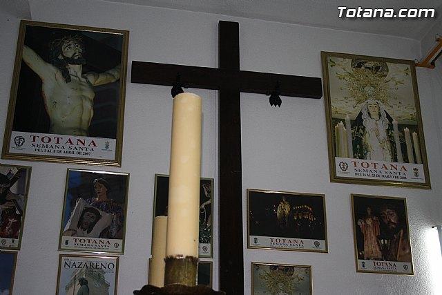 Entrevista Cofradía del Santísimo Cristo de la Agonía - 8
