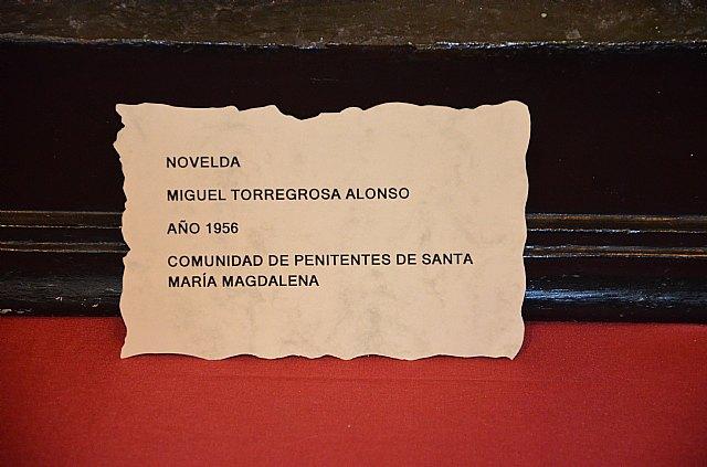Entrevista Hdad. de Santa María Magdalena - Exposición en Cieza - 14
