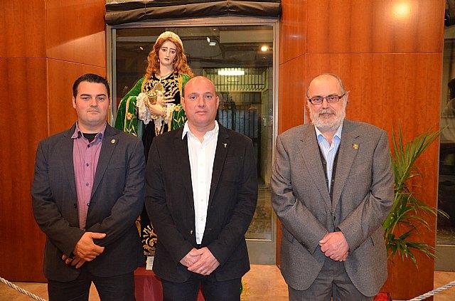 Entrevista Hdad. de Santa María Magdalena - Exposición en Cieza - 32