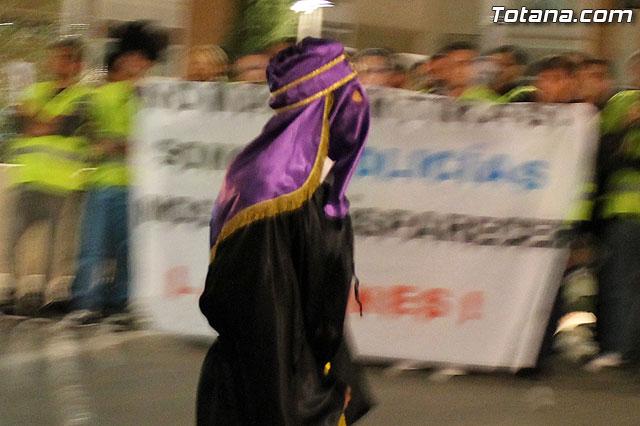 Manifestación de la Policía Local frente al Consejero de Presidencia y autoridades municipales (Miércoles Santo) - 25