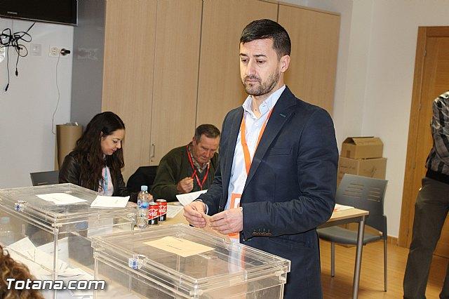 Jornada electoral - Elecciones generales 20 diciembre 2015 - 18