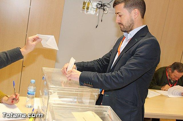 Jornada electoral - Elecciones generales 20 diciembre 2015 - 20