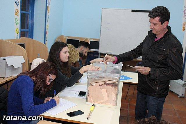 Jornada electoral - Elecciones generales 20 diciembre 2015 - 149