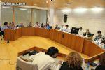 Pleno octubre 2012