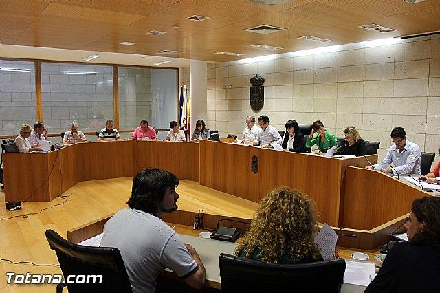 Pleno ordinario septiembre 2012 - 1