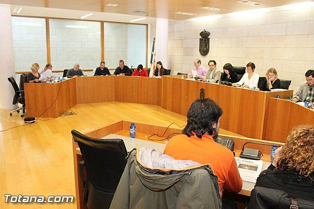 Pleno ordinario Diciembre 2012 - 4