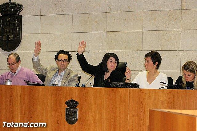 Pleno ordinario Diciembre 2012 - 14