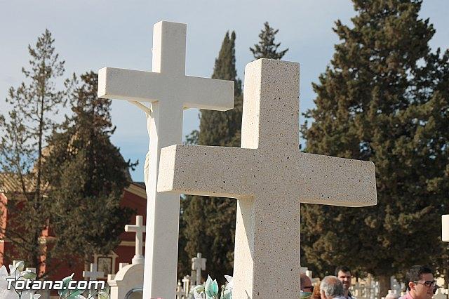 Acto institucional de descubrimiento de la lápida en memoria de los 11 fusilados de Totana y Aledo en octubre 1939 - 11