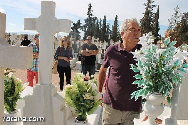 Acto institucional de descubrimiento de la lápida en memoria de los 11 fusilados de Totana y Aledo en octubre 1939 - 24