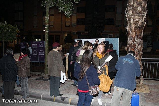 Pegada de carteles - Elecciones Generales 20d - 48