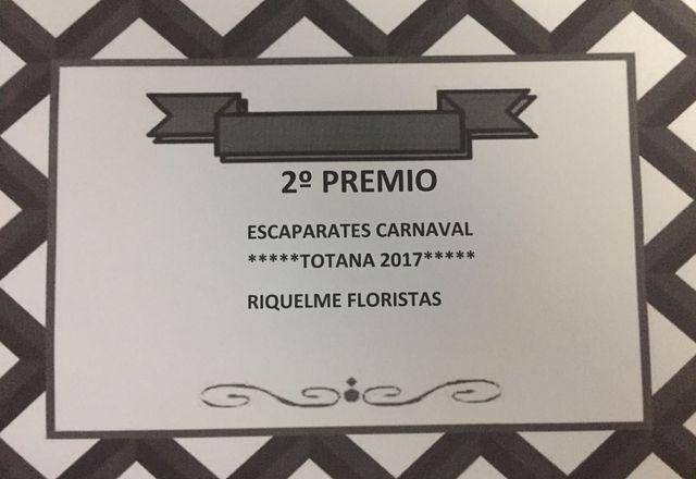 Concurso de Escaparates Carnaval Totana 2017 - 104