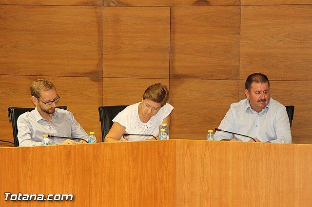 Pleno extraordinario sobre la aprobación del Plan de Ajuste - 19